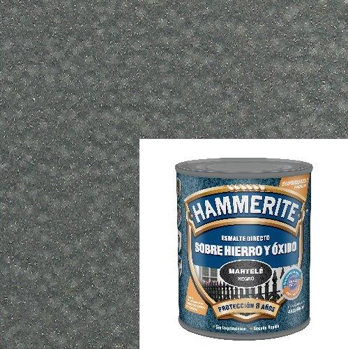 Martele Antioxidant Enamel DIRECTO AL HAMMERITE IRON Gri ...