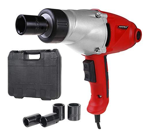 Matrix 120100230 - Llave de impacto eléctrica