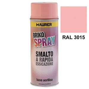 Maurer 12060246 Spray de pintura rosa claro 400 ml.