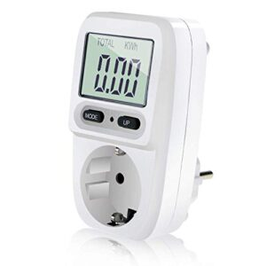 Medidor de consumo de corriente Zaeel Energy Meter ...