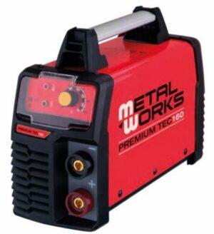 Metalworks TEC 160 - Máquina de soldadura por electrodo inversor MMA