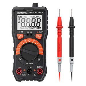 Meterk 2000 Multimeter Beads Multímetro digital Prueba múltiple ...