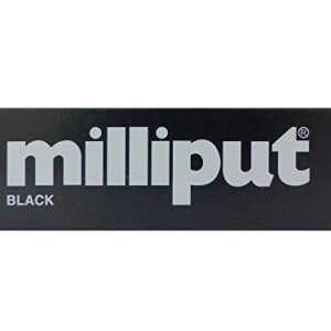 Milliput Epoxy Putty Black (cada uno)