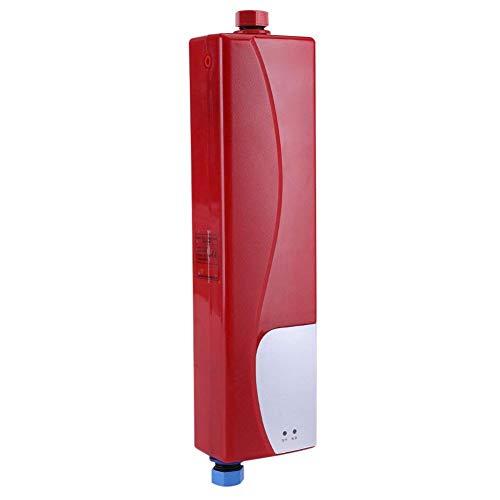 Mini calentador de agua instantáneo eléctrico de 3000 W sin ...