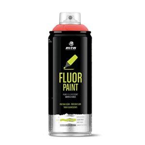 Montana Colors MTN PRO Green Fluorine Paint - Pintura en aerosol ...