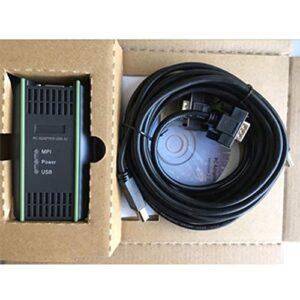 Morismoon - Cable adaptador USB A2 para PC para Siemens S7-200 ...