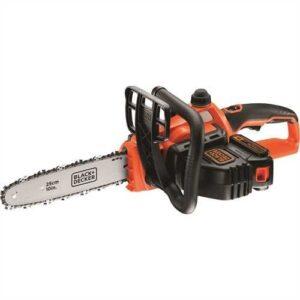 NEGRO + DECKER GKC1825L20-QW - Motosierra de batería 18V, 2 Ah, ...