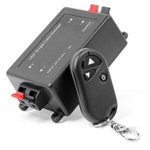 Neuftech® SMD LED DC Controller 12V - Control remoto de 24V en ...