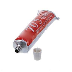 Never-hu 705 Sellador de caucho de silicona, aislante resistente ...
