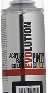 Nvs - Pintura en aerosol Acril. 270cc negro mate 9005/249