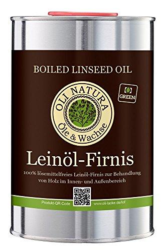 OLI-NATURA barniz aceite de linaza, conservación biológica de ...