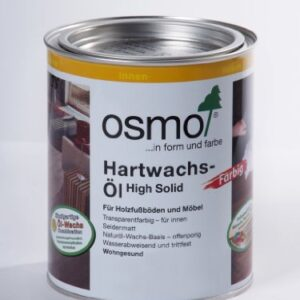 OSMO - Aceite de Cera Dura HS Color 3041 Natural - Bote 0,75...