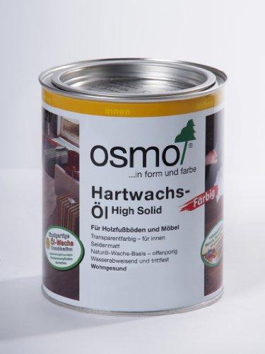 OSMO - Aceite de Cera Dura HS Color 3041 Natural - Bote 0,75...