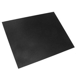 OTOTEC Placa de fibra de carbono 3K 0.5-2 mm de espesor, 1 ...