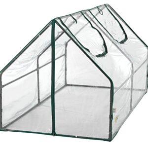 Ogrow Mini Greenhouse Garden, balcón y terraza semillero ...