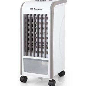 Orbegozo AIR 40 - Aire acondicionado evaporativo portátil 3 en 1: ...