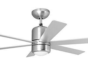 Orbegozo CP 50120 - Ventilador de techo con luz y control remoto ...