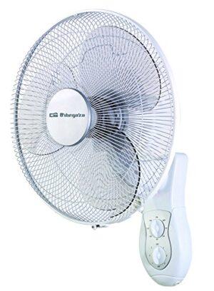 Orbegozo WF0139 Ventilador de pared, 45 W, 3 velocidades, Co ...