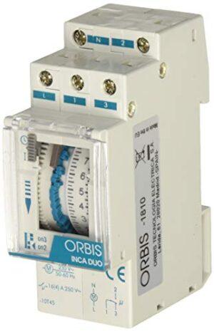 Orbis inca duo d - Interruptor horario modular inca duo d 23 ...
