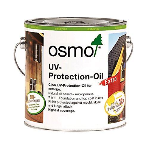 Osmo 420d 2.5 L aceite UV protección con ingredientes activos ...