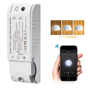 OurLeeme Smart Light Dimmer, WiFi Smar Switch ...