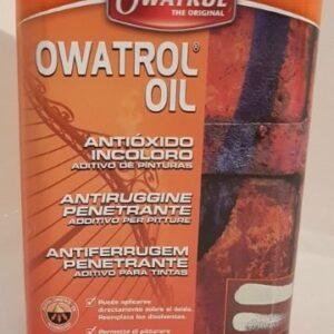Owatrol Farbkriechöl lata de 1 litro