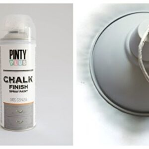 PINTYPLUS CHALK PAINT SPRAY 520cc (GRIS CENIZA)