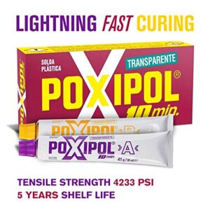 POXIPOL - 70 ml de adhesivo epoxi