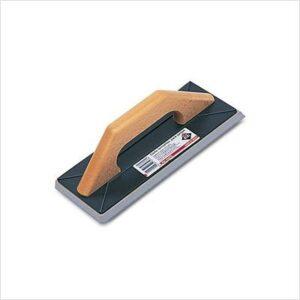 Paleta de goma Rubi 65976 para juntas con mango de madera, ...
