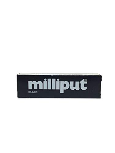 Pasta epóxica Milliput Color Black - conf. 113,4 g (a + b)