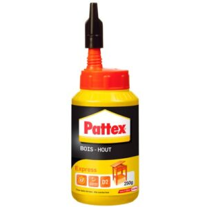 Pattex Express - Cola de madera (250 g)