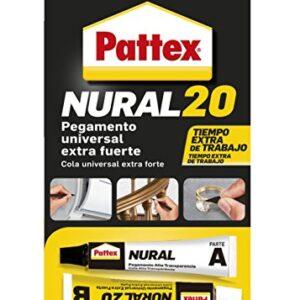 Pattex Nural 20, pegamento extremo universal fuerte y resistente ...