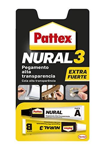Pattex Nural 3, pegamento multiuso extra fuerte y resistente ...
