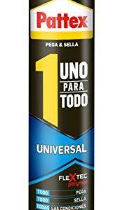 Pattex One para todos Universal, sellado, reparación, montaje ...
