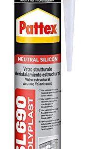 Pattex SL650, silicona neutra para ventanas y juntas, color ...