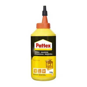 Pegamento Pattex Express para madera, impermeable y ...
