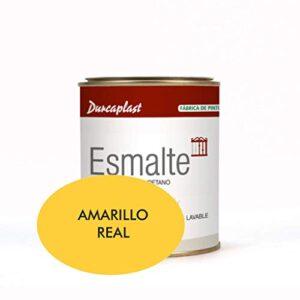 Pintura de esmalte sintético Durcaplast, ideal para protección ...