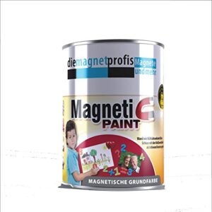 Pintura de pared magnética, adecuada para personas alérgicas, ma ...
