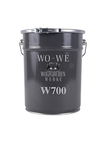 Pintura para suelos de hormigón y cemento W700 Gris antracita ...