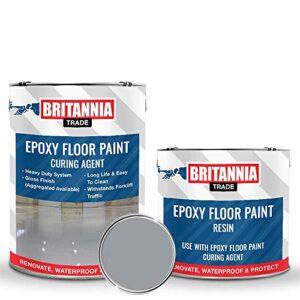 Pinturas Britannia, paquete de 2, pintura epoxi resistente para ...