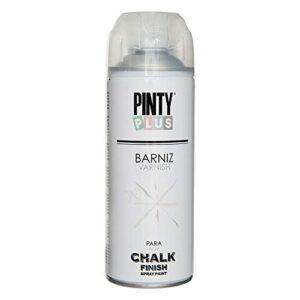 Pinty Plus - Barniz mate para piedra caliza / pintura de tiza en ...