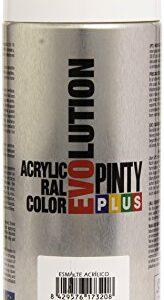 Pintyplus Evolution - Pintura en aerosol Acril. 520cc Blanco 901 ...