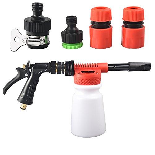 Pistola de espuma de alta presión profesional Espuma de nieve L ...