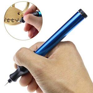 Pluma de grabado, herramienta de talla de grabado de pluma de grabador eléctrico ...