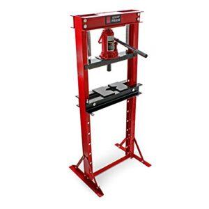 Prensa hidráulica 12T Prensa de taller Fuerza de presión 12000kg E ...