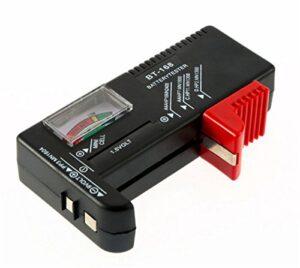 Probador de batería universal probador de batería para AA / A ...