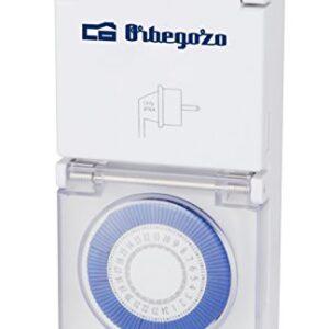 Programador Orbegozo PG 10 24 h, 3600 W