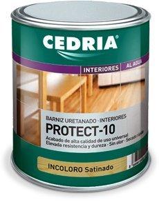 Protege 10 barnices interiores para madera (750 ml)