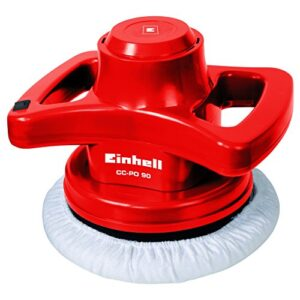 Pulidora automática Einhell 2093173, roja, 260 x 245 x 220 mm