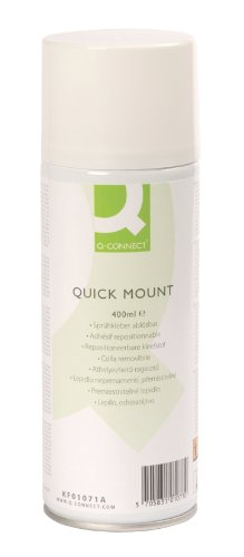 Q-Connect KF01071 - Pegamento, 400 ml, verde y blanco